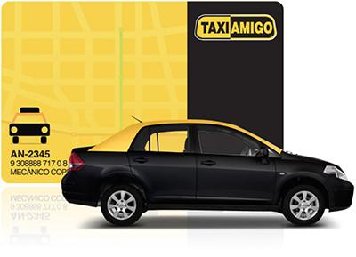 Taxiamigo