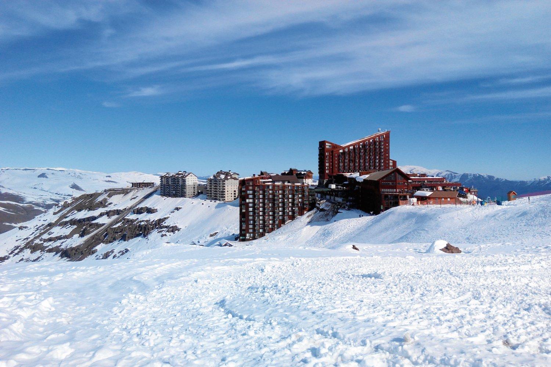 Centros de esquí