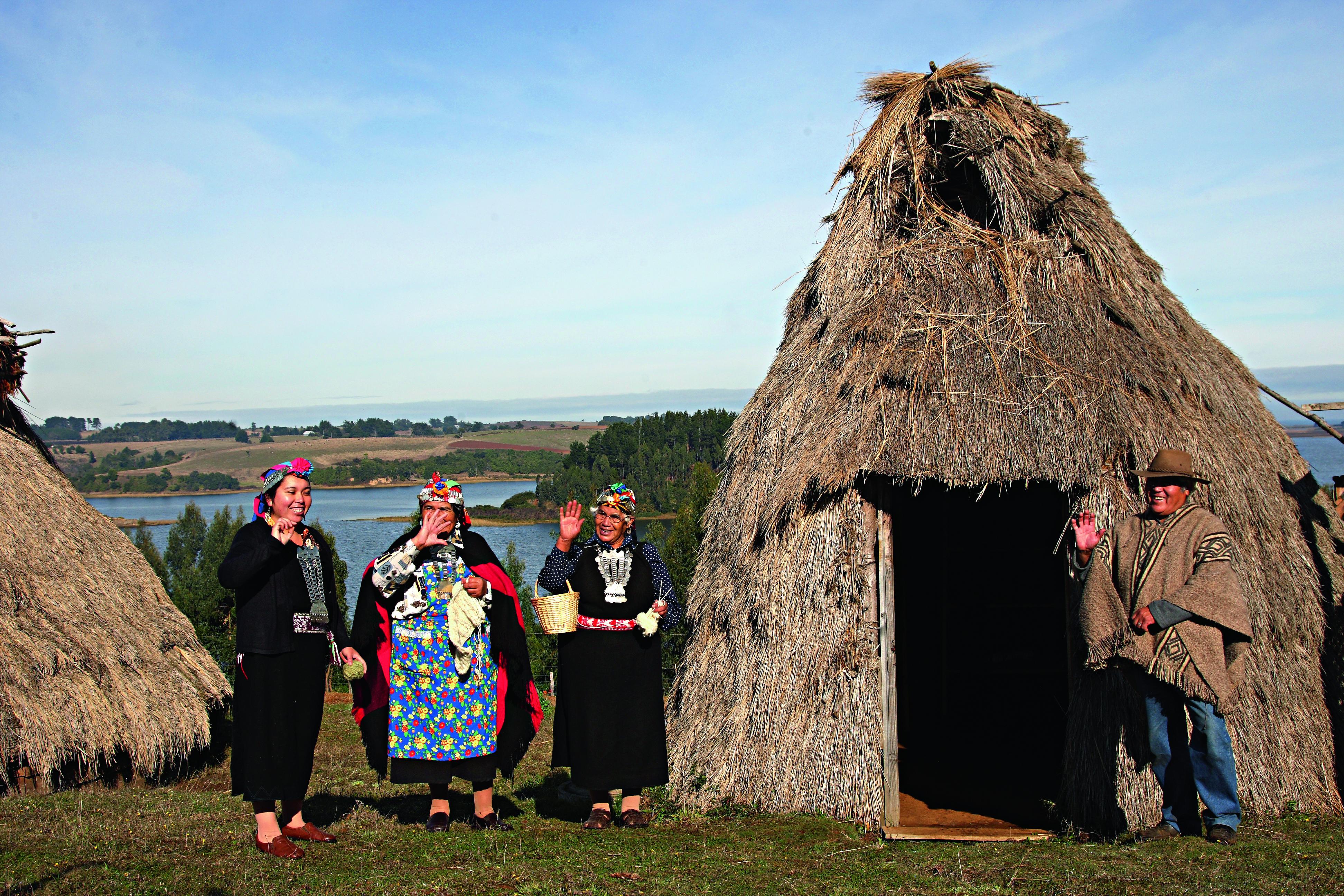turismo mapuche lago budi