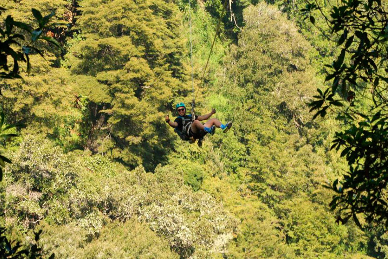 Canopy extremo para realizar en Chile