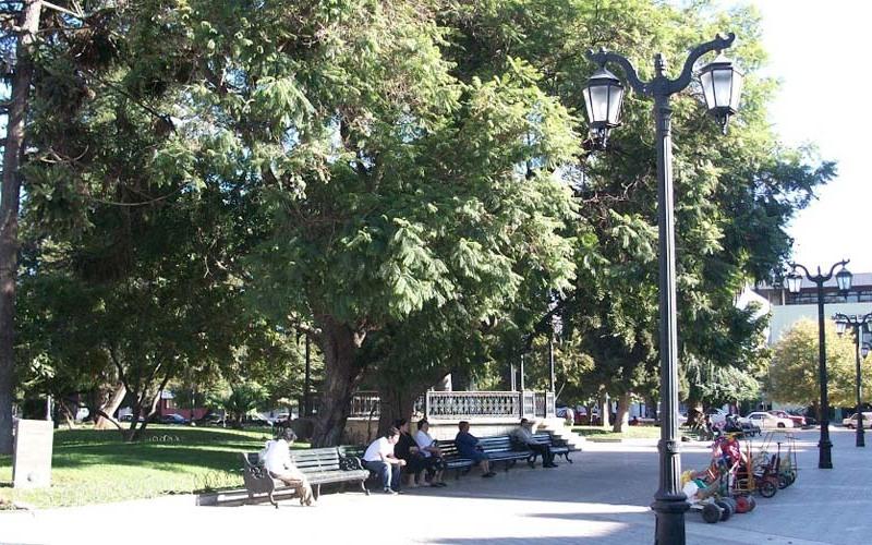 Plaza de Armas y alrededores