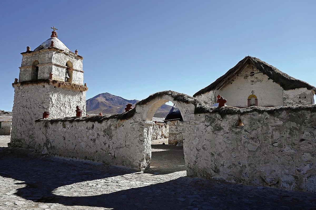 Siguiendo la ruta de las Iglesias Altiplánicas