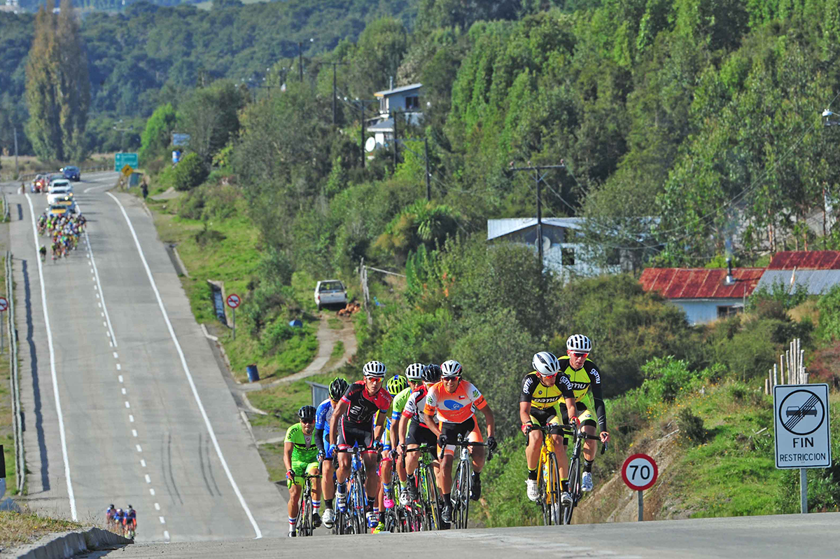 III Vuelta Ciclista a Chiloé: una apuesta por el ciclismo