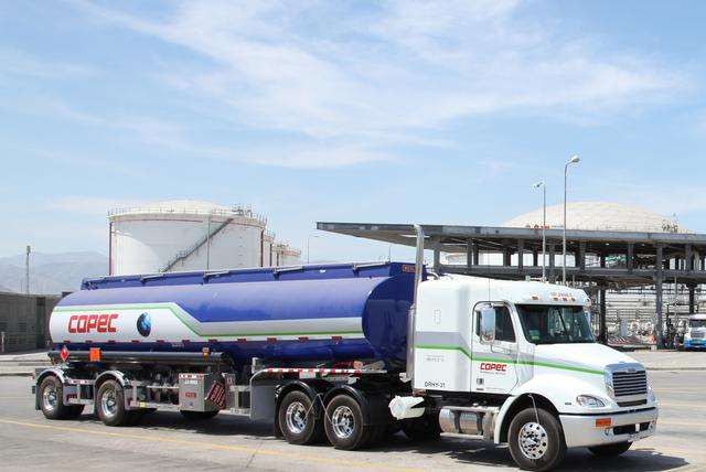 Absoluta normalidad en el suministro de combustible a las EDS Copec