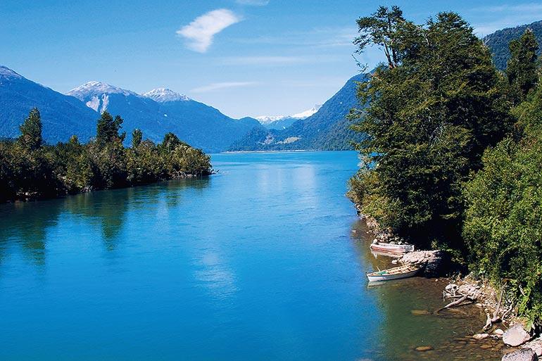 reserva nacional lago rosselot