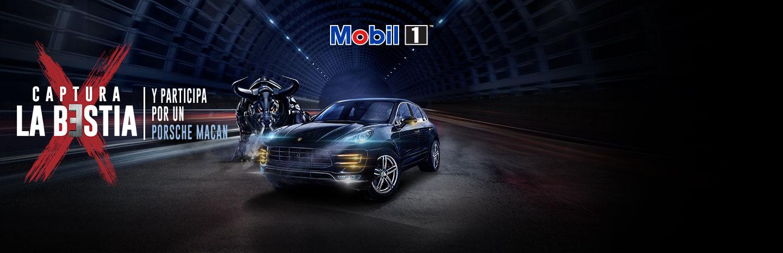 Captura La Bestia con Mobil 1!