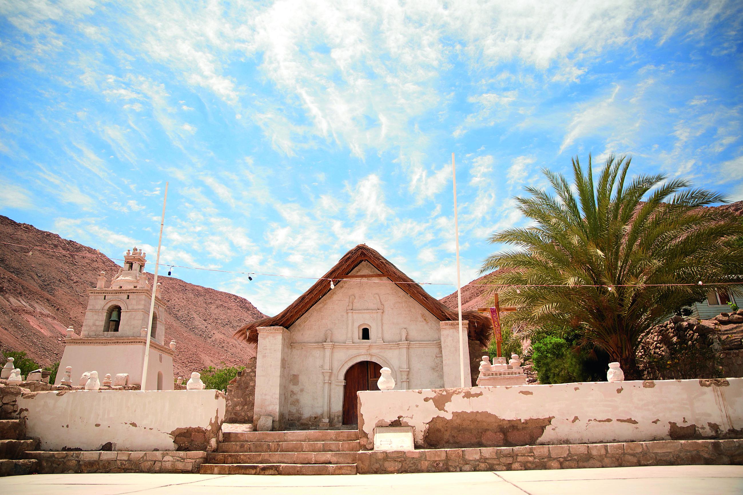 Iglesia de Guañacagua Camarones