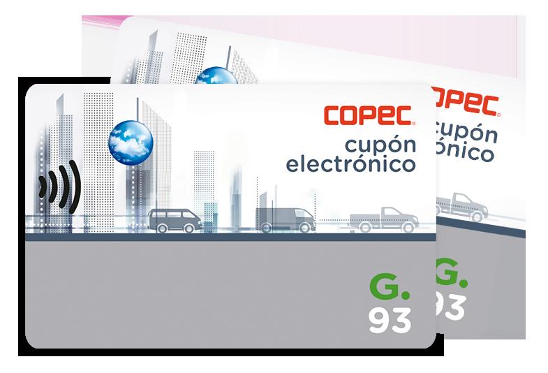 Tarjetas Cupon Electrónico