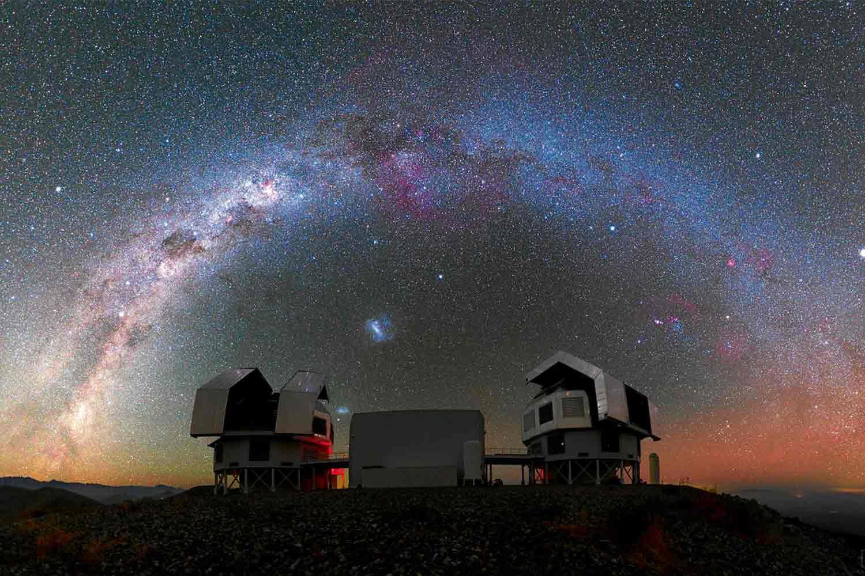 Paseando por el Cosmos: descubre los principales observatorios del norte