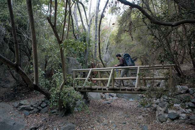 Sendero El Andinista