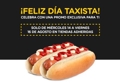 Ven y celebra el día del Taxista!
