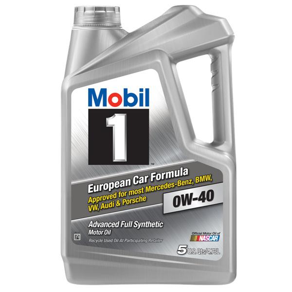 Mobil 10W - 40