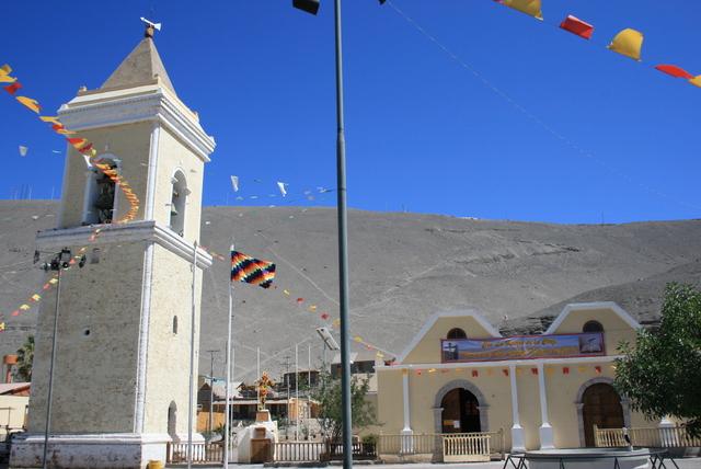 San Lorenzo de Tarapacá