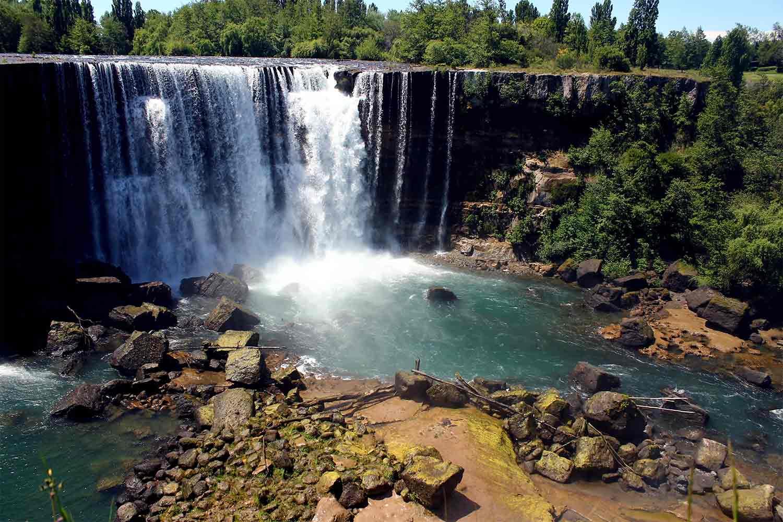 Saltos del Laja vuelve a ser Zona de Interés Turístico