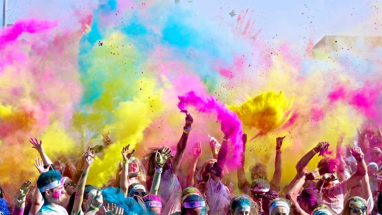 Deporte y alegría de norte a sur con The Color Run