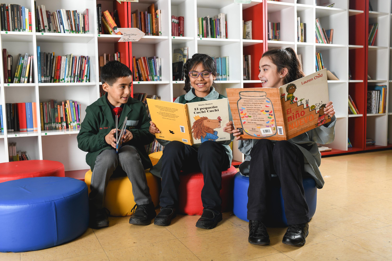 47 establecimientos fueron preseleccionados en el 6to concurso de Bibliotecas Escolares Viva Leer
