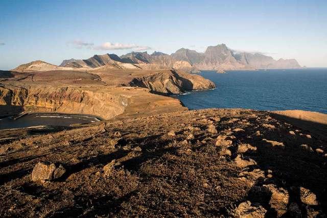 Sendero Mirador de Selkirk y Punta de Islas