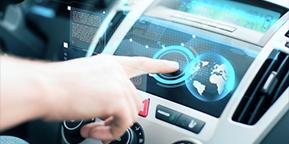 Automóviles cada vez más conectados