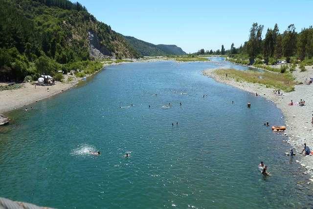 Santuario de la Naturaleza Cajón del Río Achibueno