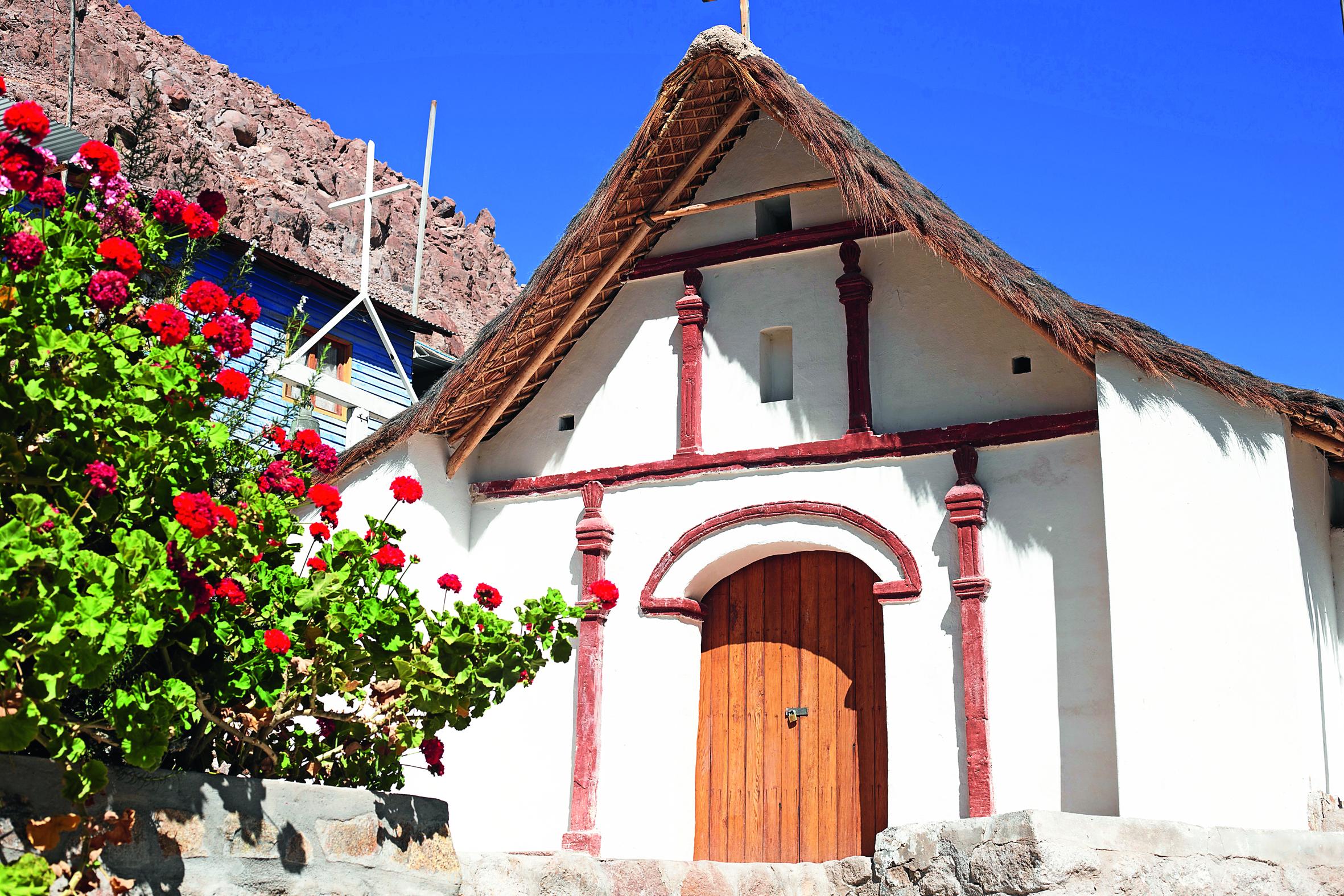 Iglesia de Chitita Camarones