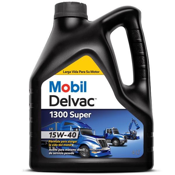 Mobil Delvac Super 1300 15W - 40