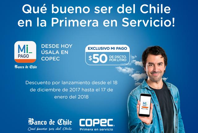 Qué bueno ser del Chile en la Primera en Servicio! [Promoción Finalizada]