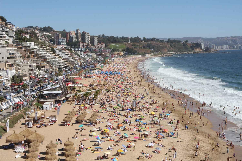 Turistas extranjeros aumentaron un 30% en enero