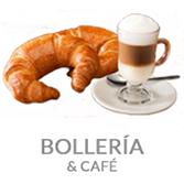 bolleria y cafe