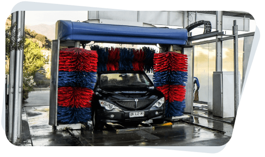 Lavamax autoservicio