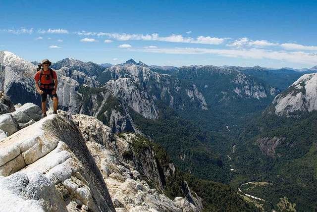 Sendero Cerro Arcoiris