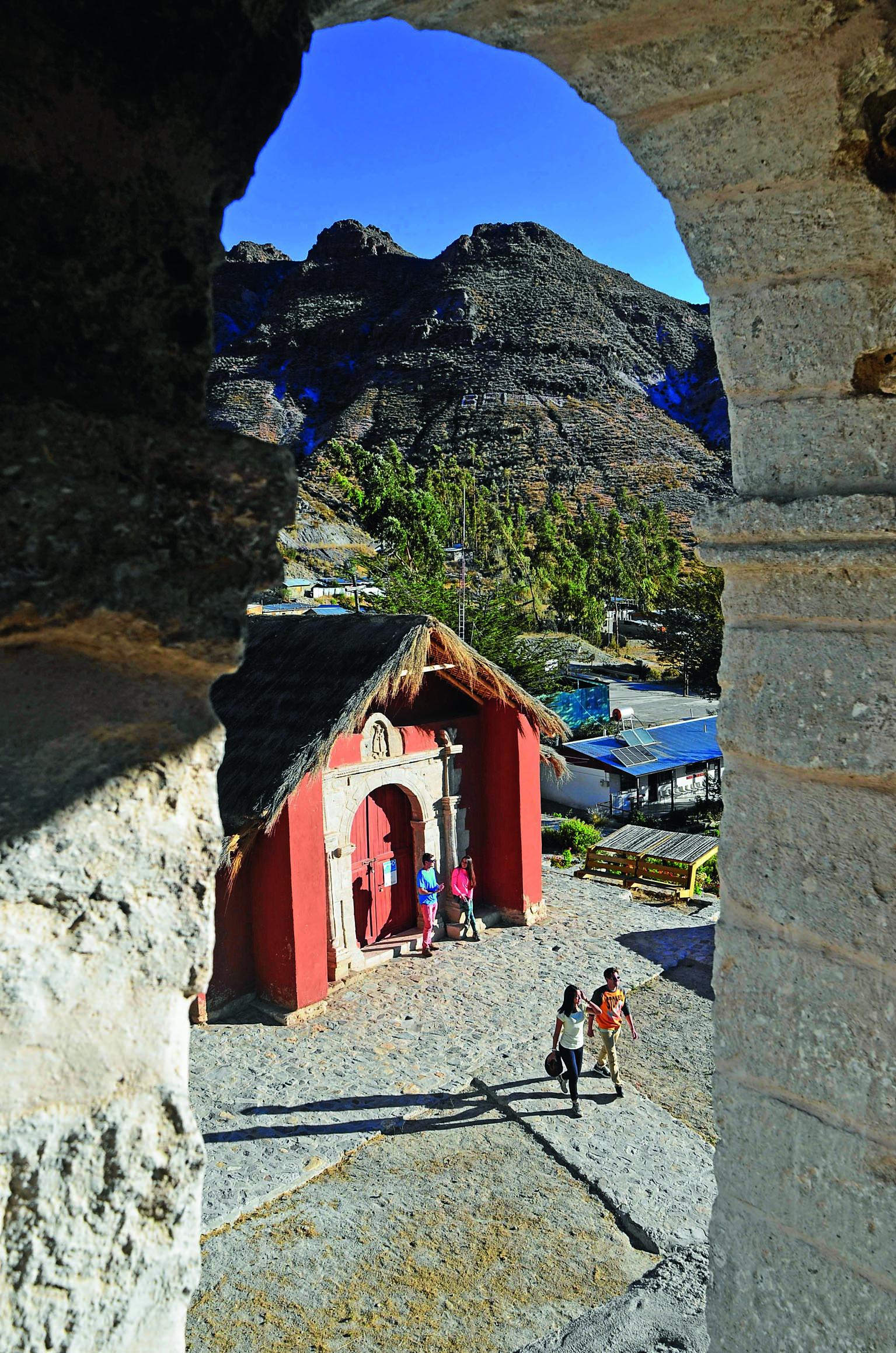 Iglesia de Belen Parinacota