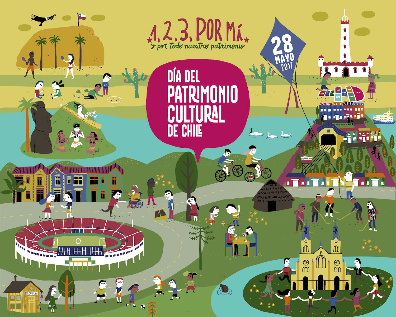 Chile se prepara para el Día del Patrimonio Cultural