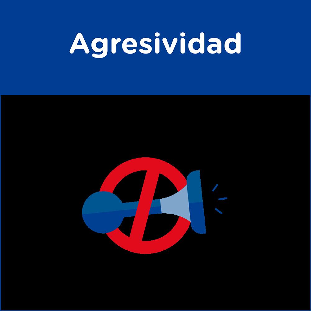 Agresividad