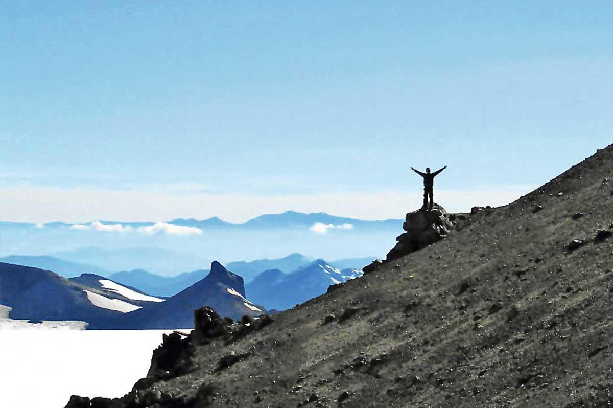 ¡Conoce el nuevo parque nacional Nevados de Solipulli!