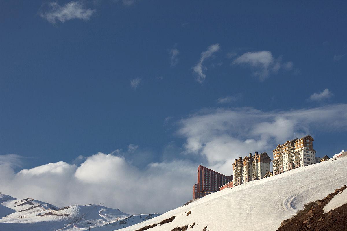 centros de ski zona central