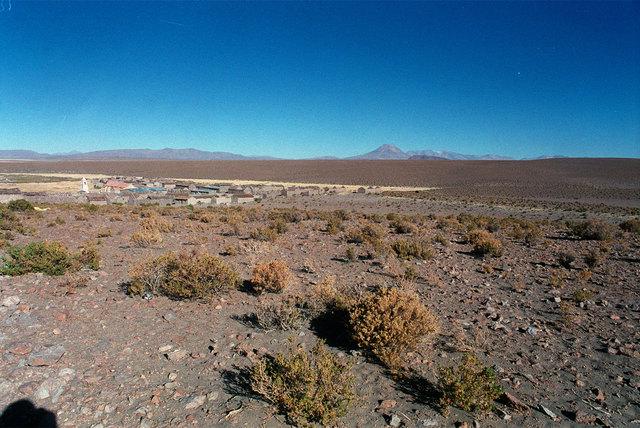 Parque Nacional Volcán Isluga