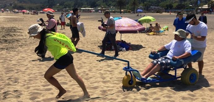 Conoce las playas inclusivas para este verano 2019
