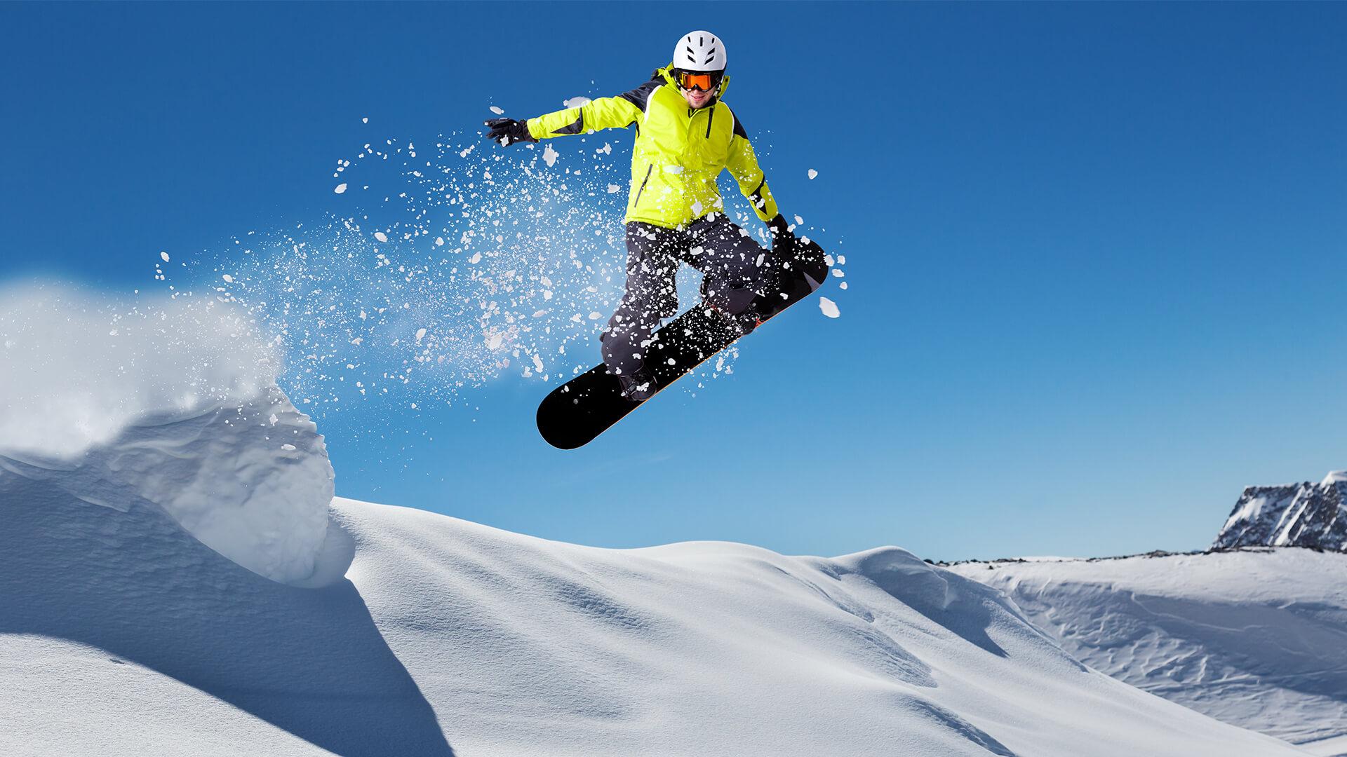 Especial de Esquí y Snowboard en el sur