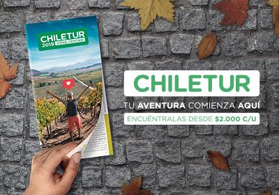 Chiletur 2019, Tu aventura comienza aquí