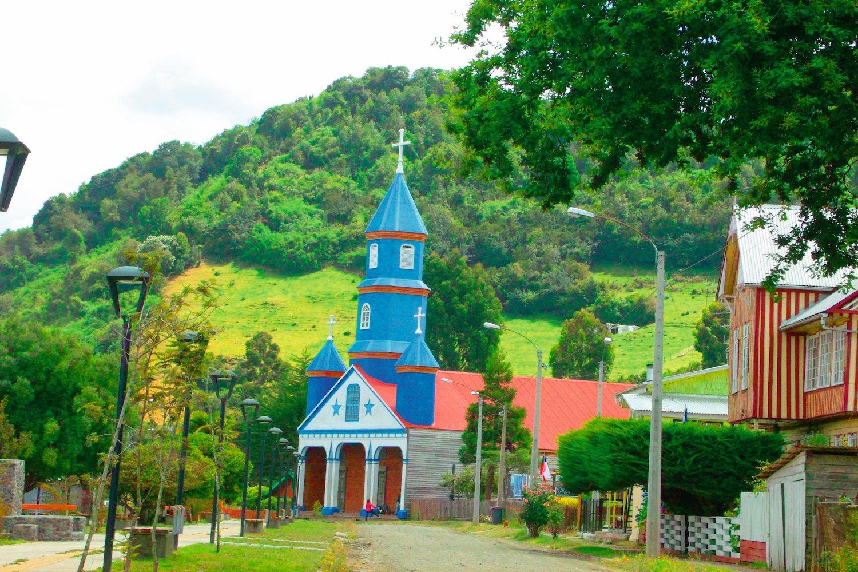 Iglesia Tenaún
