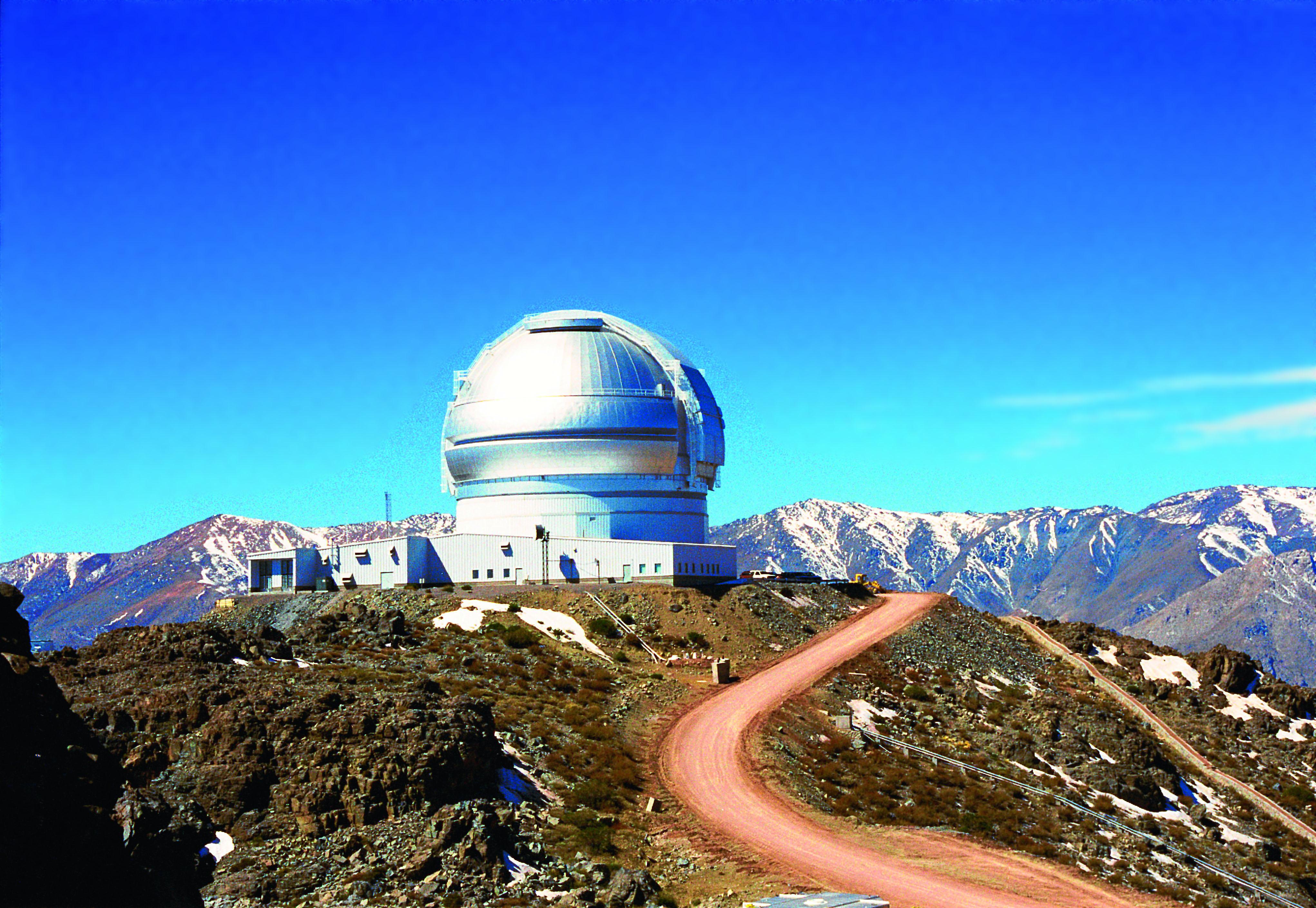 observatorio gemini aura
