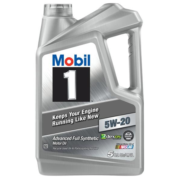 Mobil 1 5W- 20