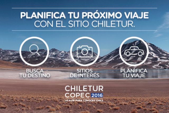 Chiletur, la mejor forma de planificar su viaje