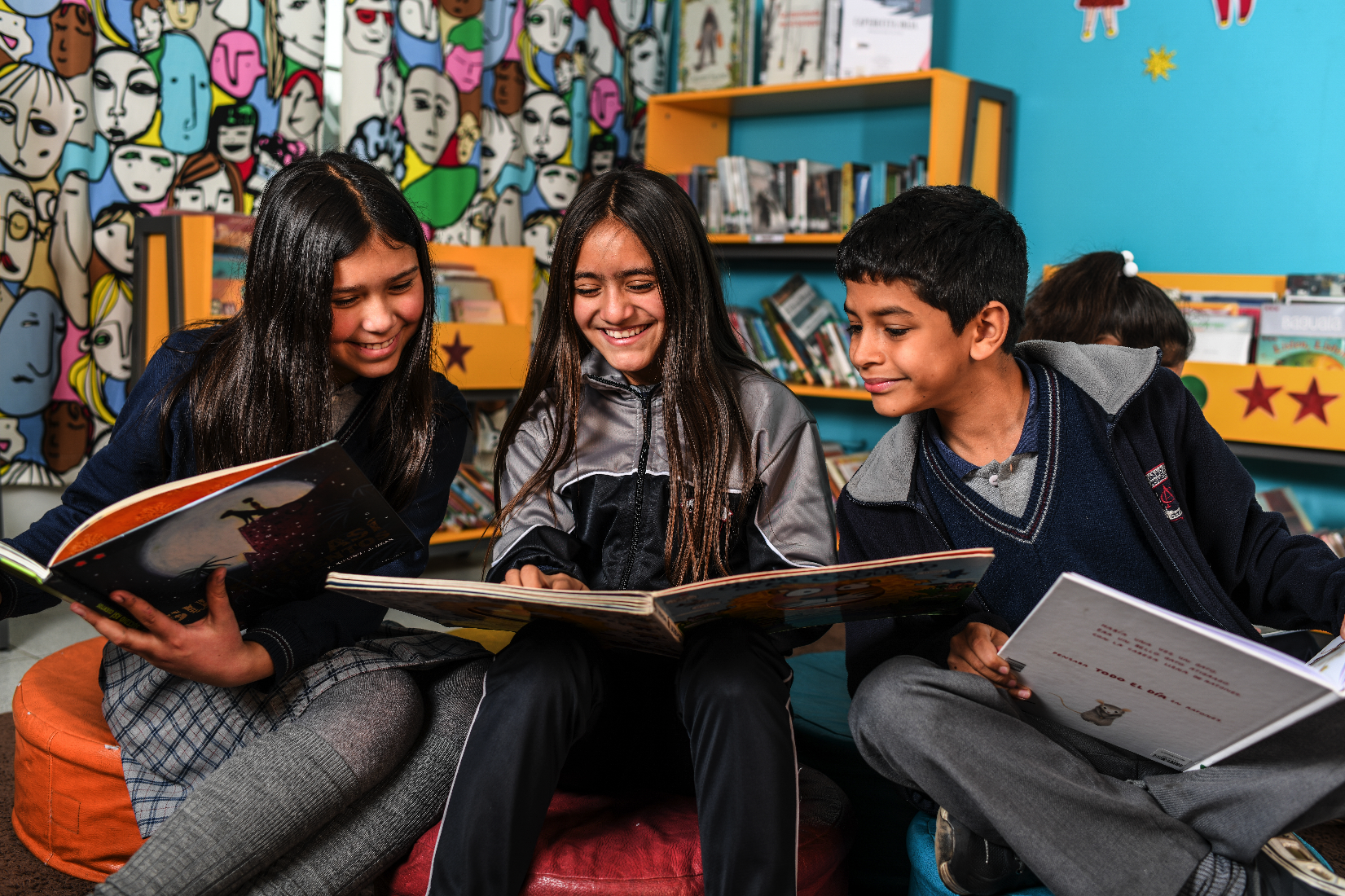 ¡Conoce las 15 escuelas ganadoras del 7° Concurso de Bibliotecas Viva Leer Copec!