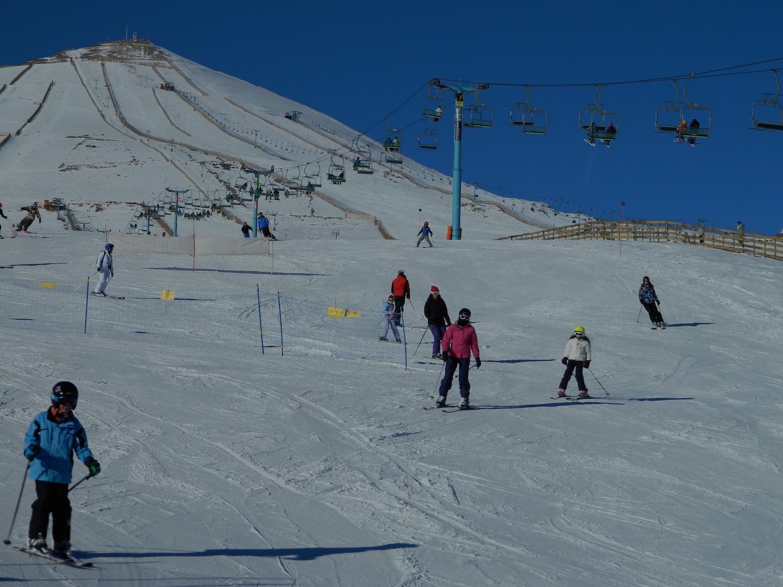 Centros de ski adelantan apertura y auspician exitosa temporada 2017